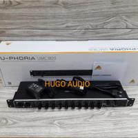 SOUNDCARD BEHRINGER UMC 1820 AUDIO INTERFACE 18 input 20 output