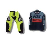 Baju Set Trail Anak Foxx stabilo