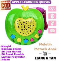 Mainan Edukasi Apple Learning Qur'an Apple Alquran + PROJECTOR LAMP