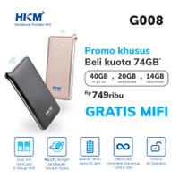 XL Go IZI Mifi Router Modem Wifi 4G Huawei E5577 MAX 3000mAh Free XL