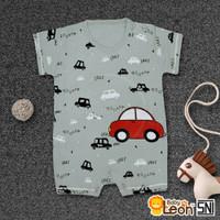 1 Pcs BABY LEON Jumsuit Bayi Laki-Laki GY-044 Jumper Baju Harian Bayi