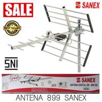 Antena TV Digital Luar / Outdoor Sanex 899 FREE KABEL 10 METER SN-899