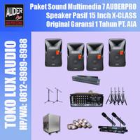Distributor paket audio sound system multimedia 7 untuk ruang kantor