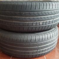 Ban R18 pirelli RFT 225 50 ring 18