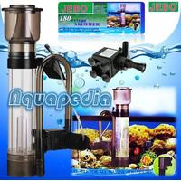 Jebo 180 Aquarium Protein Skimmer + Pump