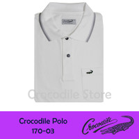 Kaos Kerah Polo Pria Crocodile 170-03