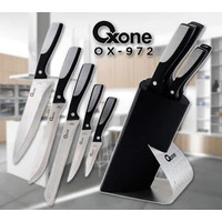 Oxone OX-972 Knife Pisau Dapur Block Set