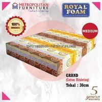 Kasur Busa Super Royal Grand Tebal 30cm Uk.160 x 200 (Promo Harga)