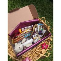 Choco Premium Box   Kado Cokelat   Choco Bomb   Hampers Valentine Gift