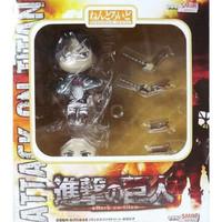 Nendo Nendoroid Attack On Titan Captain Levi Kws Action Figure