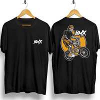 Kaos Baju Distro Grosir dan Ecer Keren Motif BMX
