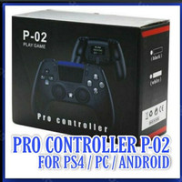 Stik Stick Wireless Pro Controller P-02 PS4 PC Android