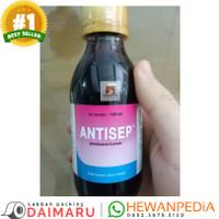 ANTISEP 120 ml - Antiseptik Desinfektan Pembasmi Kuman Hewan & Kandang