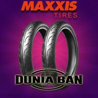 PAKET BAN MAXXIS M6233W UK 90/80-17 & 110/70-17 EXTRAMAXX