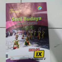 Buku LKS SBK SMP kelas 9 k13