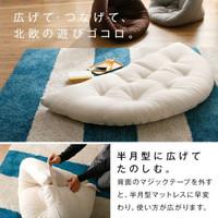 Bantal duduk/alas duduk/ Bantal bulat/ Bantal sofa/ Bantal Besar