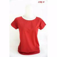 Baju wanita shorea merah