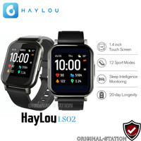 Xiaomi HayLou LS02 1.4inch TFT Screen Digital Smart Watch IP68 Global