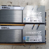 MEMORY RAM Gskill TridentZ RGB 16GB (2x8GB) 2400MHZ DDR4
