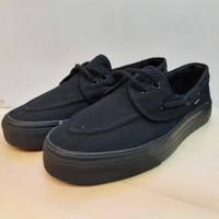 Sepatu Sneakers Vans Zapato Full Black Unisex