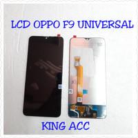 LCD TOUCHSCREEN OPPO F9 JDI F9 PRO REALME 2 PRO U1 UNIVERSAL ORIGINAL