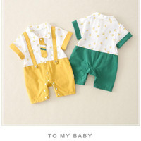 Baju Anak Impor Jumper Bayi Laki Perempuan Murah Imlek Katun Dasi