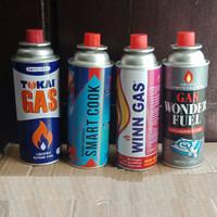 Gas Portabel Refill| Gas Camping| Gas Portable| Gas Kompor Win HiCook