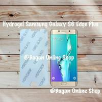 Samsung Galaxy S6 Edge Plus Hydrogel Screen Protector Anti Gores