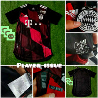 JERSEY BOLA BAYERN MUNCHEN 3RD 2020-2021 CLIMACHILL PLAYER ISSUE TOP