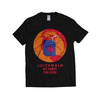 JUICE WRLD - NO VANITY CLUB | KAOS MUSIK | RAPPER | T-SHIRT | GILDAN
