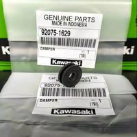 Karet Body Tengah Samping / Karet Fairing Ninja R RR Original Kawasaki