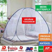 Kelambu tenda Tempat Tidur KL99 size 150x200cm