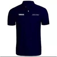 Kaos Polo Shirt Baju Kerah Distro YAMAHA RX KiNG polos custom motor