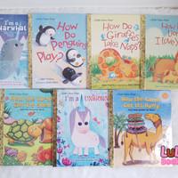 Buku Cerita Anak Import Story Picture Book - a Little Golden Book
