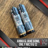 Anna & Jane Butterscotch 60ml
