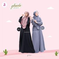 Ghaida dress by gimi hijab longdress ternyaman kekinian