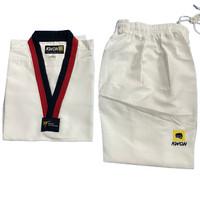 Baju Seragam Taekwondo Anak - Dobok Kwon Superlite POOM WT Approved - 150
