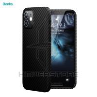 BENKS Casing Aramid Carbon Fiber Phone Case iPhone 12 Mini Pro Max