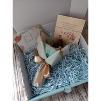 Buket Bunga/ Mini Buket/ Dried Flowers/ Kado Valentine/ Wisuda