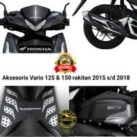 Paket Aksesoris Vario 125 & 150 Original / Edisi 2015-2018