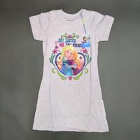 Disney Original Frozen Dress Baju Anak Perempuan Pakaian 15090521 - 4