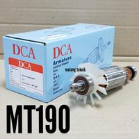 DCA ARMATURE ANGKER DINAMO MESIN SERUT PLANER MT190 MT 190 191 192