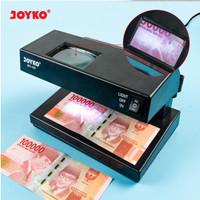 Joyko Counterfeit Money Detector / Mesin Cek Deteksi Uang Palsu MD-100