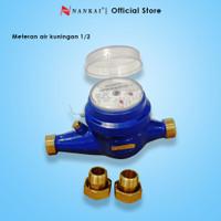 Meteran Air 1/2 Nankai (SNI)