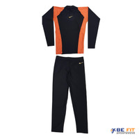 Setelan Baju Renang Panjang Celana Panjang Unisex