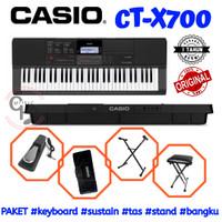 casio ctx700 ct-x700 ctx 700 paket keyboard