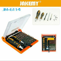 JAKEMY 70 in 1 Professional Hardware Screwdriver Tools JM-6114