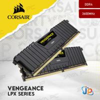 Memory Corsair Vengeance LPX PC28800 3600Mhz DDR4 16GB 2x8GB Ram