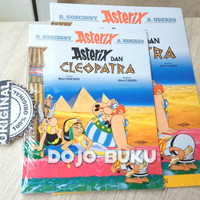 LC : Asterix - Asterix Dan Cleopatra by Uderzo & Goscinny