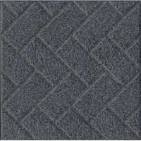 Keramik Lantai GALAXY Black 25x25 Merk Asia Tile